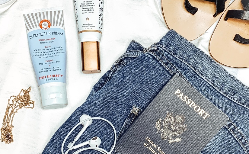 4 Packing Tips for Balancing Time and Beauty While Traveling